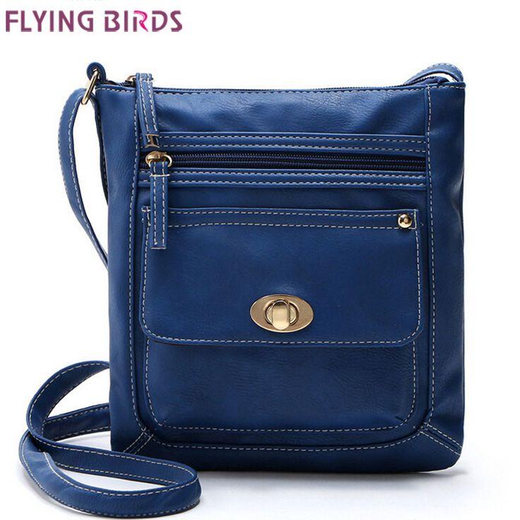 FLYING BIRDS! women messenger bags