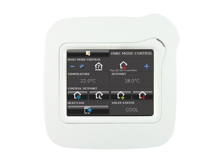 Touch panel VS00E10KNX