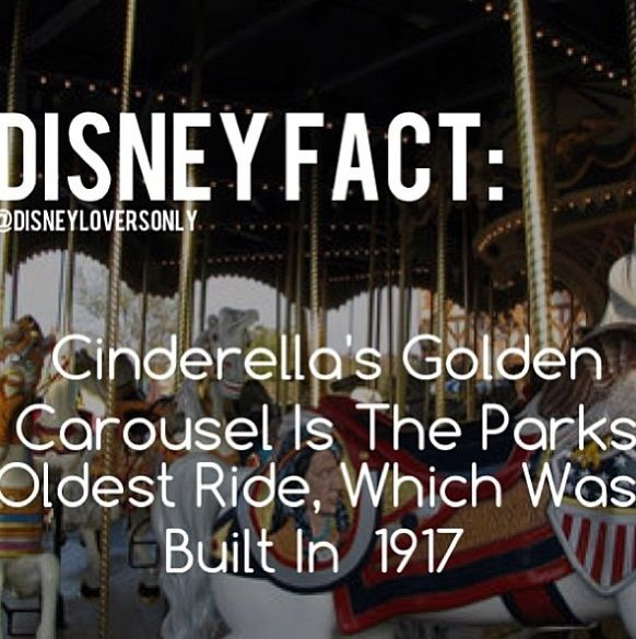 I'm just pinning to say this is horribly incorrect. The first disney princess, Snow White, was created in 1937, and Cinderella was made in the 40's or 50's. Also, Disney World was built in the late 50's or 60's, so there is no way this is true.