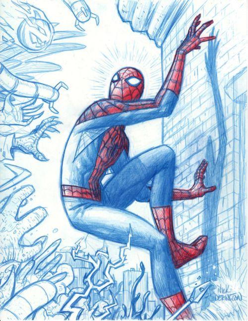 Spider-Man - Nick Derington
