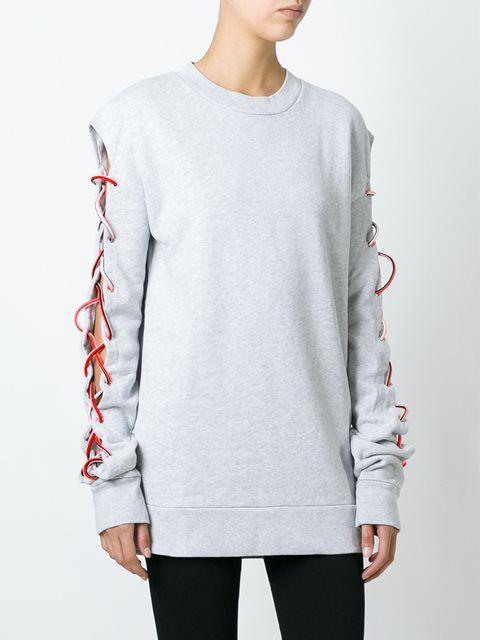 Filles A Papa 'Loyd' oversized sweatshirt