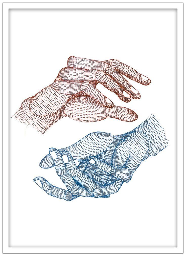 Encargado!!! http://guntergallery.com/products/carla-fuentes-manos?variant=982273259