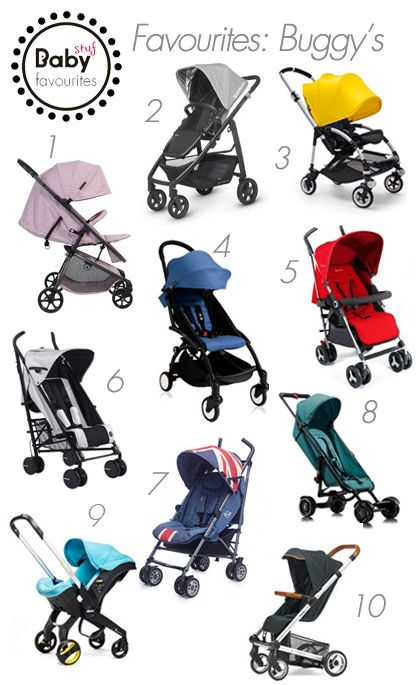 Favourites: Buggy's