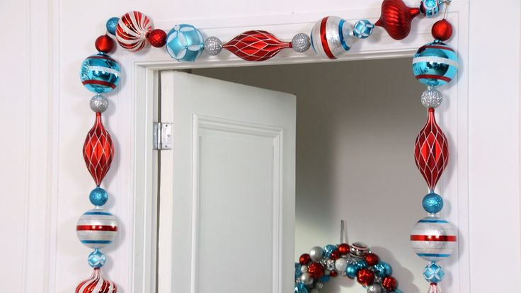 Martha shares her easy technique for making cheerful and beautiful garlands using our large ornaments! Shop the supplies at The Home Depot.Shop Now:North Pole Collection Ornaments, 8-PackNorth Pole Collection Ornaments, 100-Pack