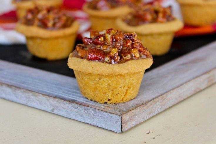 Pecan Pie Bites
