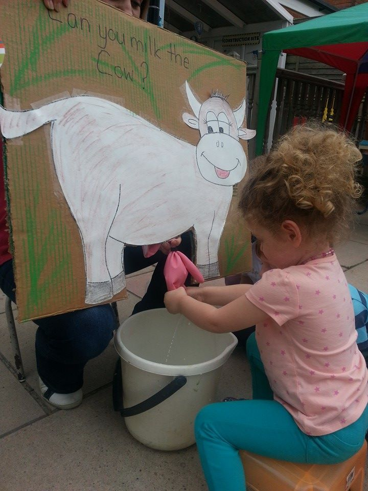 Preschool Activities - Down On The Farm!