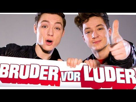 BRUDER VOR LUDER (Offizielles Musikvideo) - DerSong zum Film - YouTube