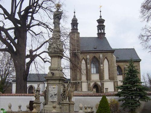 Kutna Hora - Sedlec Ossuary.   ... something interesting to note - medival city in the Central Bohemia region and both Kutna Hora and Sedlec are listed as a UNESCO World Heritage Site.