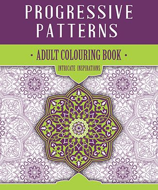 Intricate Inspirations - detailed colouring patterns - love this!  #adultcolouring #colouring #coloringforgrownups #colouringtechniques #colouringdesigns #coloringstuff