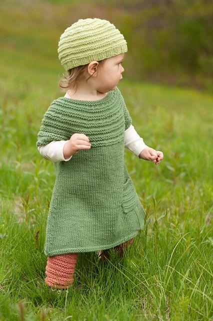 Ravelry: Odette Dress pattern by Carrie Bostick Hoge