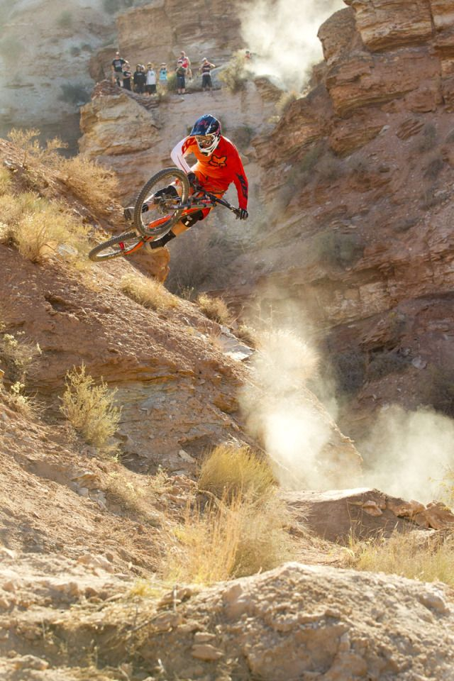 Go Big on a Bike!  Red Bull Rampage 2012 | Photos :: Red Bull