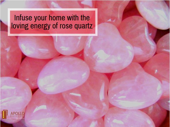 Rose Quartz is a beautiful stone with a tender, blush pink colour. It soothes the heart and promotes a loving energy. It is known as the stone of unconditional love.  Rose quartz is inexpensive and can be found as smooth tumbled stones in most gift shops and new age bookstores.