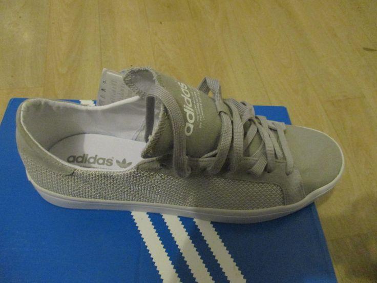 Annonce vente adidas gris taille 48 incontournable streetwear occasion : chaussures à vendre sur ParuVendu Mondebarras WB156738628