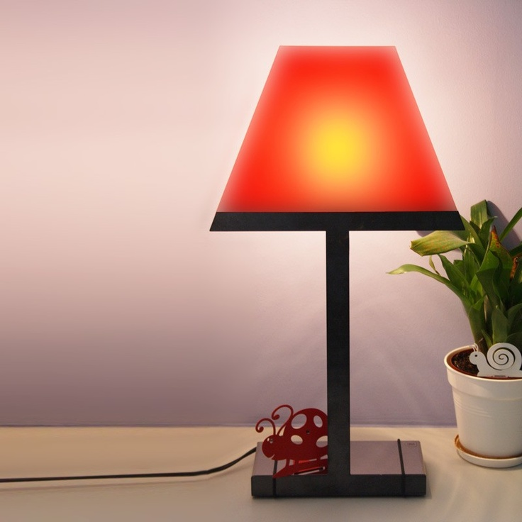 2.D. Living Decor rosso  by Caoscreo $121