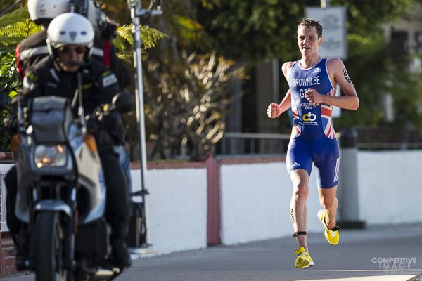 Photos: Alistair Brownlee On Top At ITU WTS San Diego