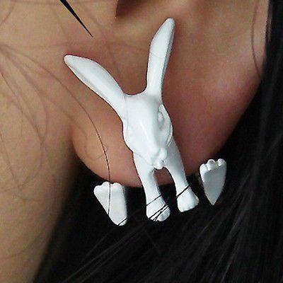 Novelty Rabbit Earring Easter