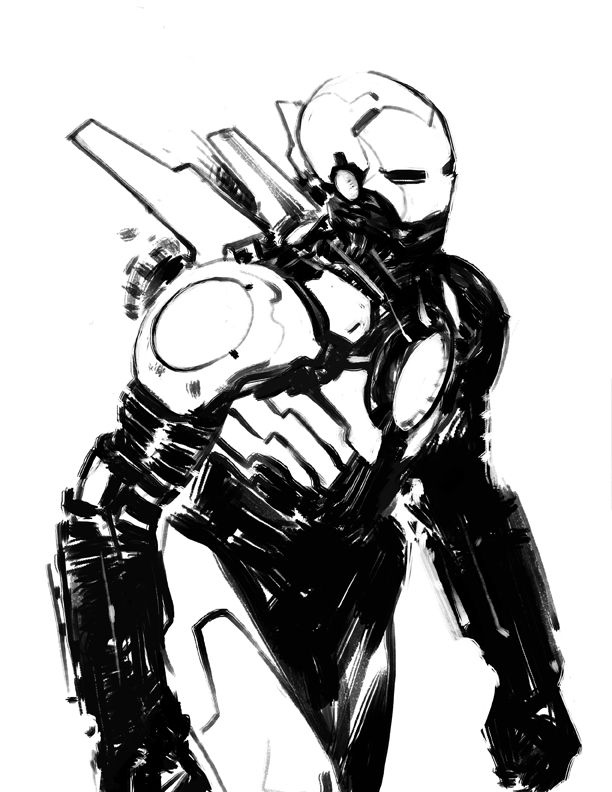 http://tomberi-no.tumblr.com/post/12654738199/l2d-shango-ironman-sketch ★ || CHARACTER DESIGN REFERENCES | キャラクターデザイン • Find more artworks at https://www.facebook.com/CharacterDesignReferences & http://www.pinterest.com/characterdesigh and learn how to draw: #concept #art #animation #anime #comics || ★