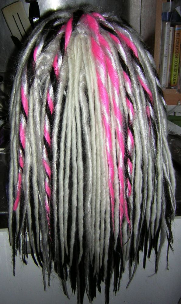 DIY Dread Wig from cheap costume wig — thefashionatetraveller.com