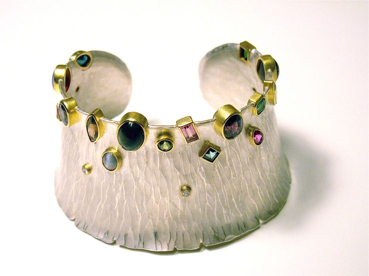 Treasure Bracelet by Alexandra Hart  www.alexandrahart.com