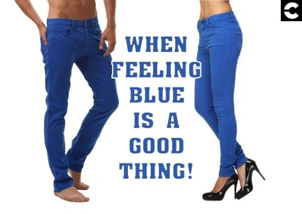 #BLUE <3