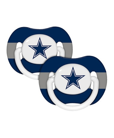 Dallas Cowboys Baby Fanatic Pacifier - by Sports Images