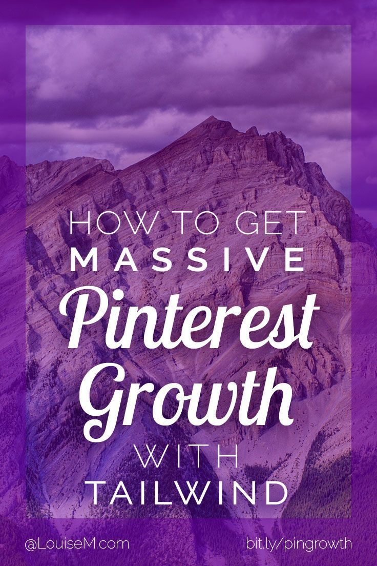 Pinterest Tips for Business: Get MORE Pinterest followers and website traffic with Tailwind! Click to blog to learn how to use Tailwind for massive Pinterest growth. It's so easy!