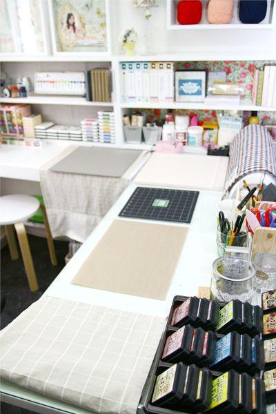 Atelier B   Jina Jean: Craft Room