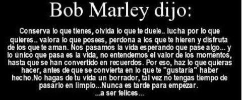 Buenas frases: Bobmarley, Other, Bobs, Quotes, For, Phrases, Bob Marley