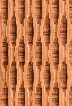 Carved and Acoustical Bamboo Panels | Reveal Collection, PlybooSound and Linear Line | Plyboo, Smith & Fong:
