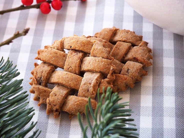 Autodiversificare, BLW | Biscuiti impletiti din turta dulce