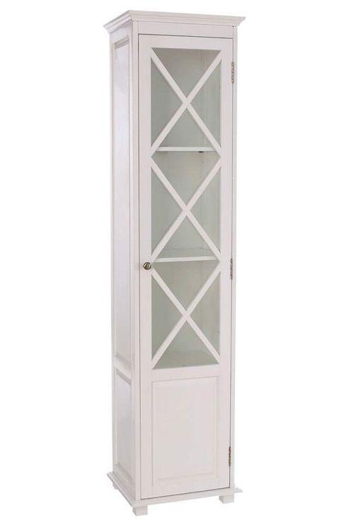 Ellos Home Vitrinskåp Leksand med 1 dörr