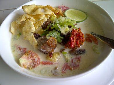 Resep soto betawi susu santan - www.tabloidkuliner.com