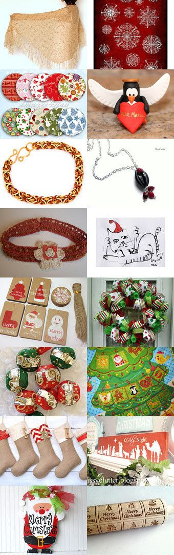 Christmas Gifts for my sister by RiGaSisters by RiGaSisters on Etsy--Pinned with TreasuryPin.com