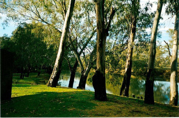 Murrumbidgee River at Narrandera, NSW