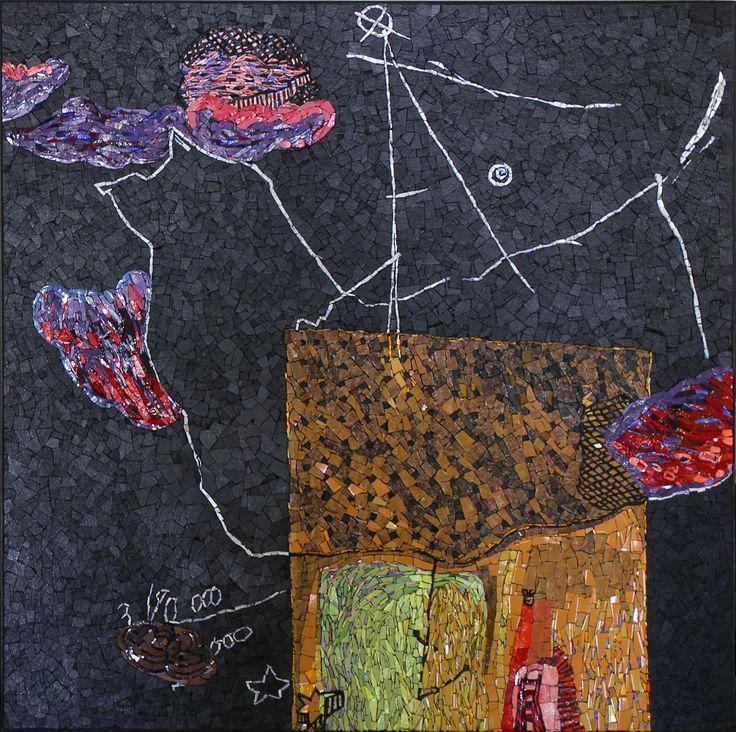 artist; Marlise Keith