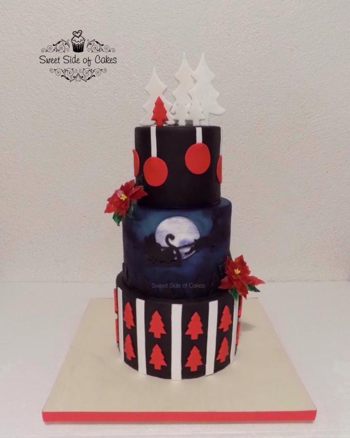 Elegant Christmas Cake Decoration : 642 best Elegant Christmas decor/Christmas dessert table ...