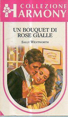 A28 Harmony Collezione Un bouquet di rose gialle Wentworth 1987