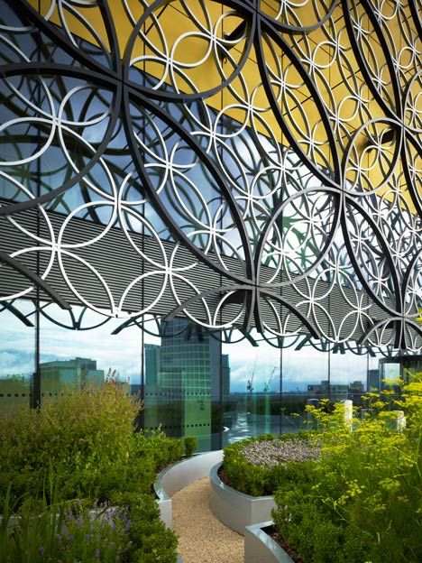 Library of Birmingham by Mecanoo #architecture