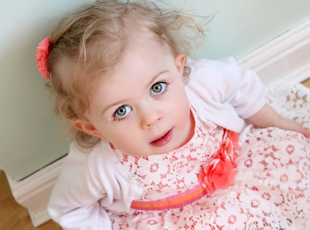 Darcy A.K.A baby glitter the daughter of one of my favourite youtubers