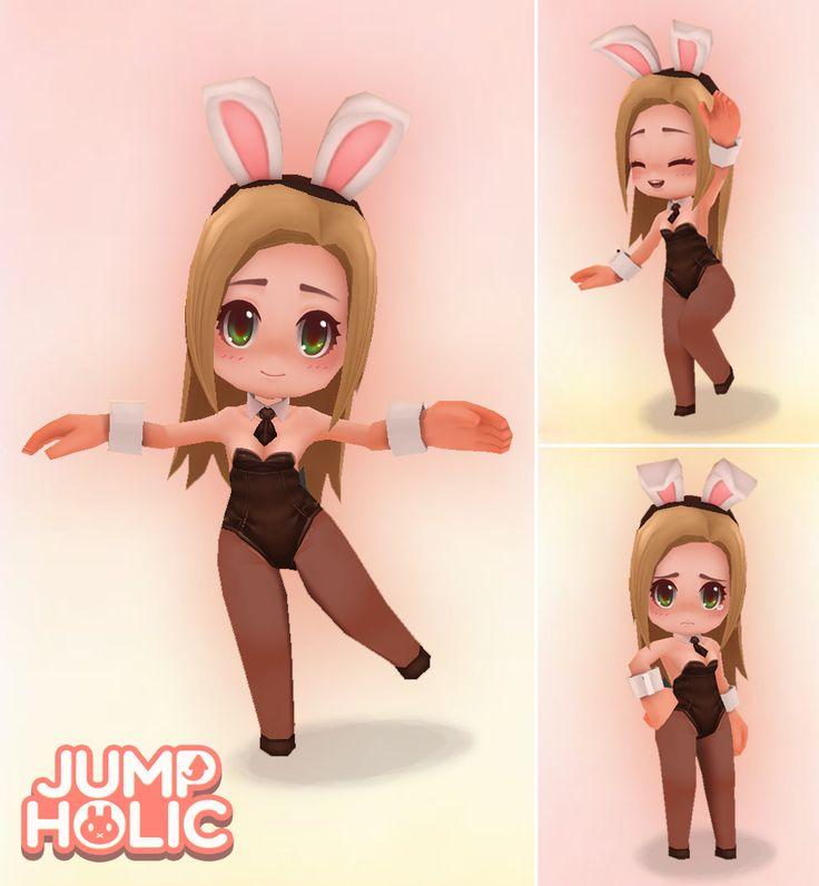 Nendoroid Style 3D - JumpHolic Mobile game #Nendoroid #JumpHolic   https://play.google.com/satore/apps/details?id=com.BuyrusDesign.JumpHolic