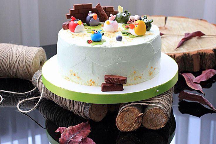 Тортик с летним настроением для тех кому хочется тепла в это морозное утро⛅️❄️