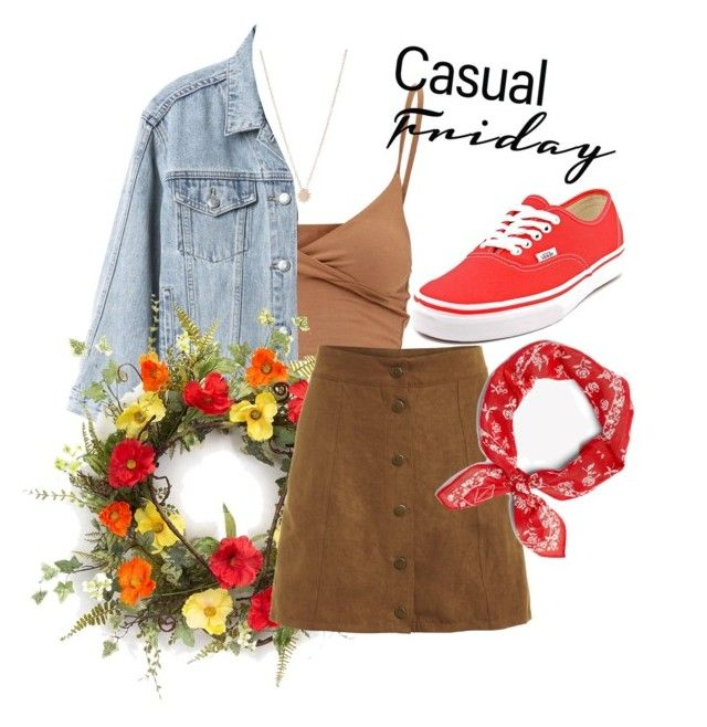 Без названия #11 by semooon on Polyvore featuring polyvore, fashion, style, Gap, Vans, Carmen Diaz and clothing