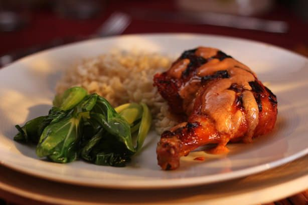 Angry Chicken by Top Chef star, Dale Talde
