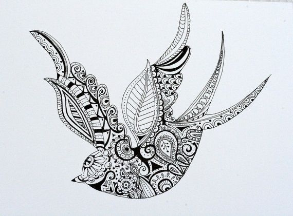 Bird Henna Tattoo: 39 Best Images About Lace Tattoo On Pinterest