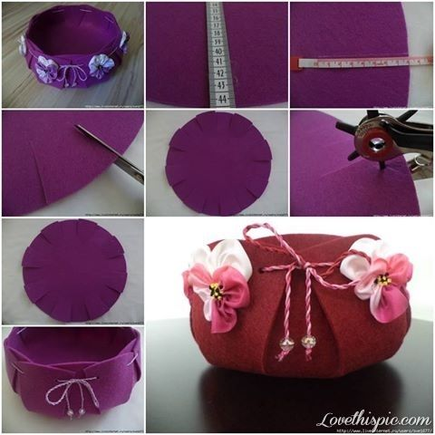 DIY Craft Bag