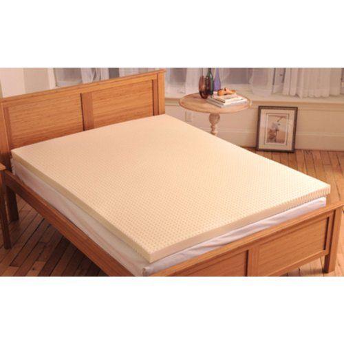 remedy memory foam mattress topper 3inch king to view