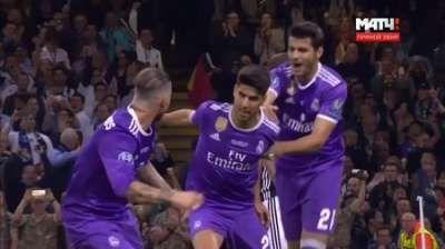 Криштиану Роналду: «После перерыва «Реал» показал лучшие 45 минут в сезоне»