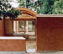 Sverre Fehn — The Eco House 1991-2  Norrkoping, Sweden