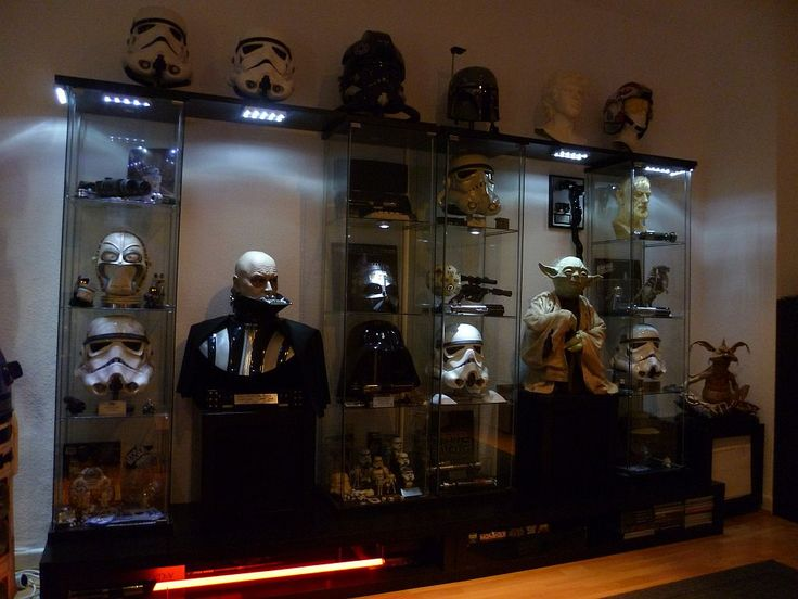 Man Cave Cabinet Ideas : Best collectible show rooms images on pinterest
