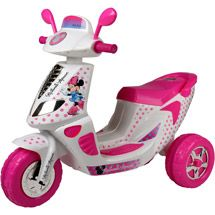 Walmart: Disney Minnie Mouse 6-Volt 3-Wheel Scooter Battery-Powered Ride-On